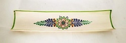 181112-11-02-mexican-ceramic-canoa-tray-pottery-hand-made-mexico-snack-tableware-flower-motive