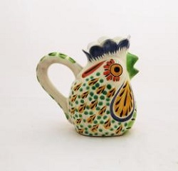 190128-38-mexican-ceramic-pottery-folk-art-creamer-rooster-majolica-hand-made-mexico-v