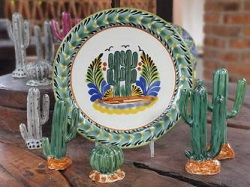 200506-31-mexican-plates-cactus-motives-texas-table-decor-ceramic-hand-made-mexico