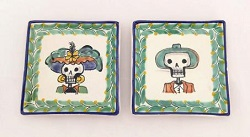 ceramic-tapas-plates-catrina-catrin-motives-majolica-hand-painted-halloween-decorations-mexican-traditions-amazon