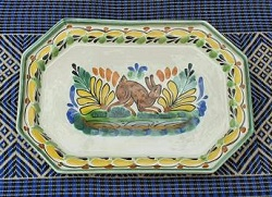 mexican-ceramic-tray-pottery-hand-crafts-majolica-technique-tableware-amazon-folk-art-mexico-garden-home-deer-motives