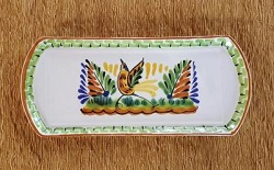 mexican-ceramic-tray-pottery-hand-painted-guanajuato-mexico-tableware-amazon-bird-pattern