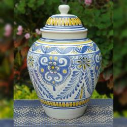 mexican-decorations-decorative-vase-home-garden-office-desk-vase-hand-painted-mexico