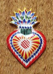 mexican-ornament-sacread-heart-hand-crafts-pottery-hand-made-mexico-decorative-christmas-nativity-majolica
